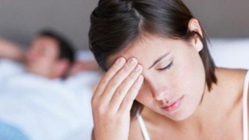 Stress vì tình trạng 'khô hạn' của chị em sau tuổi 35