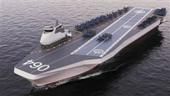 Tàu sân bay mới của Nga sẽ mang theo Su-57 và Okhotnik