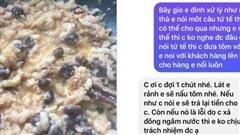 Lên mạng 'tố' chủ shop bán hải sản không tươi, cô gái bất ngờ bị netizen 'phốt ngược' vì chơi trò bẩn trong kinh doanh?