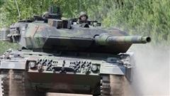 Đức trang bị 'khiên tàng hình' Trophy cho siêu tăng Leopard 2
