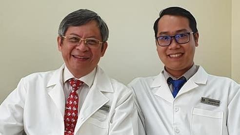 Bác sĩ Tăng Hà Nam Anh: 'Đã vào ca mổ thì nhà có cháy cũng không thể bỏ'