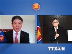 Tổng Thư ký ASEAN đánh giá cao thành công Năm Chủ tịch của Việt Nam