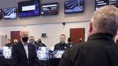 Tổng thống Biden đến thăm Texas sau cơn bão tuyết mùa đông lịch sử