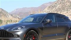 Vừa về Việt Nam, Aston Martin DBX sẽ có bản 'SUV mạnh nhất thế giới'