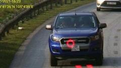 Hoà Bình: Uống rượu lái xe quá tốc độ, tài xế bị phạt 42 triệu đồng