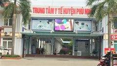 Trung tâm Y tế huyện Phù Ninh: Nâng tầm chất lượng – tạo dựng niềm tin