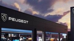 Peugeot có logo mới