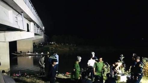 Vụ ô tô tông học sinh rơi xuống sông: Thêm một nữ sinh tử vong