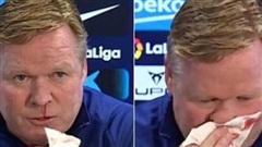 Thầy Messi bất ngờ chảy máu mũi trong lúc họp báo, nguyên nhân xuất phát từ căn bệnh nguy hiểm