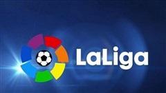BXH bóng đá La Liga mới nhất: Barca đua gắt với Atletico, Real