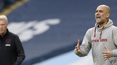 Guardiola cán mốc 200 trận thắng cùng Man City