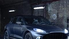 Aston Martin nhá hàng 10 mẫu xe mới mượn công nghệ từ Mercedes-Benz: Siêu xe, xe thể thao và SUV có đủ cả