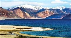 Tại sao hồ Pangong huyền bí lại nằm ở trung tâm của tranh chấp biên giới Ấn-Trung?