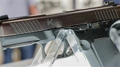 Những tính năng đặc biệt của súng lục Lebedev phiên bản mới