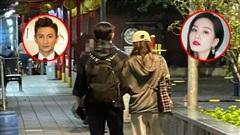 Bỏ mặc Đêm hội Weibo, Lưu Thi Thi cùng ông xã hẹn hò tình tứ trong đêm
