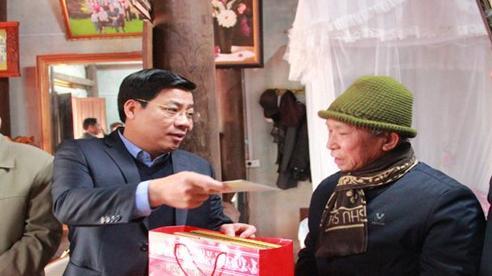 Bắc Giang: 71,1 tỷ đồng chăm lo Tết cho người có công và người nghèo vui đón Tết Tân Sửu 2021