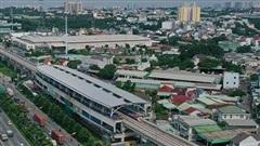 TP Hồ Chí Minh sẽ quy hoạch đất cạnh nhà ga metro số 1, vành đai 2 để đấu giá
