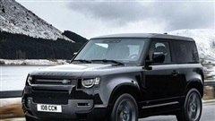 Land Rover Defender V8 được ra mắt, giá từ 97.000 USD