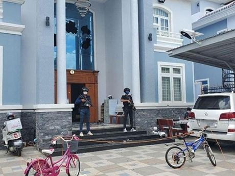 Campuchia tiêu diệt 4 đối tượng bắt cóc đòi 1 triệu USD tiền chuộc