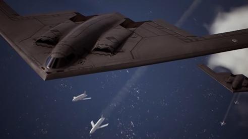 'B-21 Raider chỉ lộ trước phòng không Nga khi phóng tên lửa'?