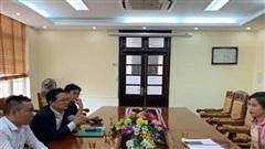 Tỉnh ủy Vĩnh Phúc thông tin về việc bổ nhiệm Phó Giám đốc Sở 31 tuổi