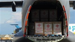 Philippines tiếp nhận lô vaccine Sinovac đầu tiên do Trung Quốc viện trợ