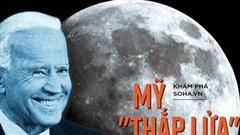 Thời đại của ông Joe Biden: Tiếp nhận di sản 'đáng ngạc nhiên' từ Trump, rót đô la và 'thắp lửa' không gian?