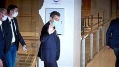 Cựu Tổng thống Pháp lãnh án 3 năm tù giam vì tội tham nhũng