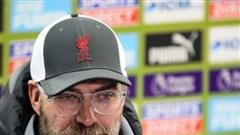 Liverpool chấm dứt chuỗi thất bại, Klopp mừng vì... bị gạch khỏi top 4