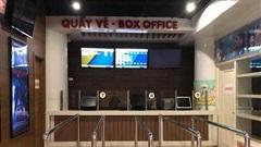 Rạp chiếu phim tại Hà Nội vắng hoe mùa cao điểm