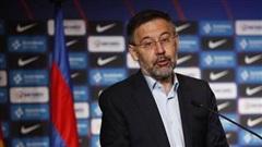 Cựu Chủ tịch CLB Barcelona bị bắt