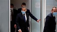Cựu tổng thống Pháp Nicolas Sarkozy bị kết án 3 năm tù vì tham nhũng