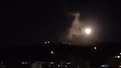 Syria tuyên bố bắn hạ hầu hết tên lửa Israel bay tới Damascus