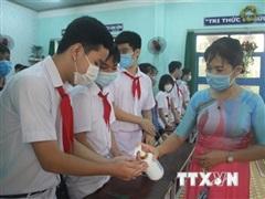 Bình Định đảm bảo an toàn dịch bệnh khi học sinh trở lại trường