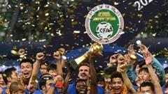 CLB vô địch China Super League ngừng hoạt động và mối lo vỡ 'bong bóng'