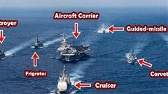 Mỹ có mạo hiểm đưa tàu sân bay Mỹ vào Biển Đen?
