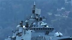 Cột mốc lịch sử: Lần đầu tàu chiến Nga tiến vào Sudan