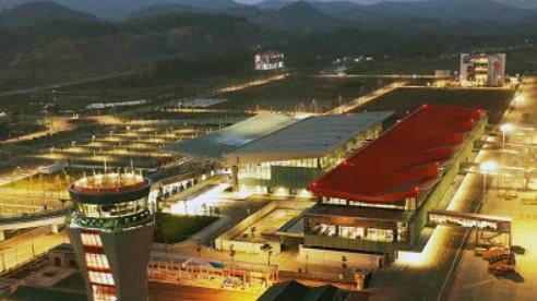 Cảng hàng không quốc tế Vân Đồn hoạt động trở lại