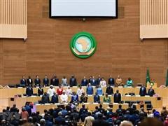 Ai Cập: Dịch COVID-19 không cản trở lộ trình nghị sự châu Phi