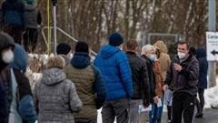 Người Pháp bức xúc vì phải âm tính mới được vào Đức