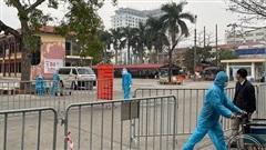 Sau ngày 3/3, người dân Hải Dương trở về Hà Nội vẫn phải khai báo y tế