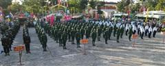 Kiên Giang: Công tác giao nhận quân đảm bảo chất lượng, số lượng