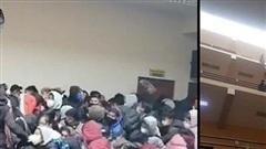 Gãy lan can tại trường đại học ở Bolivia, 5 sinh viên thiệt mạng