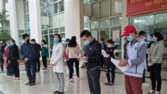 Bệnh viện Dã chiến số 2 công bố 24 bệnh nhân khỏi COVID-19