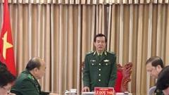 Tiếp tục đưa công tác đối ngoại Biên phòng thành điểm sáng của đối ngoại Quốc phòng