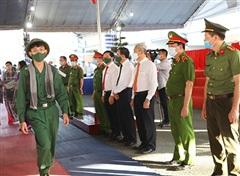Đồng Nai: Hơn 3,1 ngàn thanh niên lên đường thực hiện nghĩa vụ quân sự