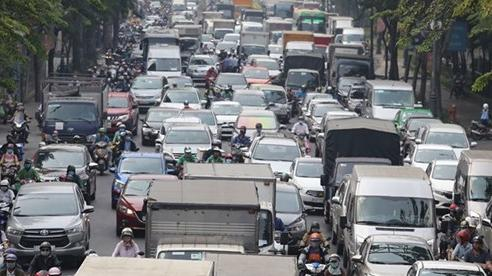 Dự án 'giải cứu' kẹt xe ở sân bay Tân Sơn Nhất