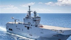 Tàu chiến Đức trở lại biển Đông sau gần hai thập kỷ vì Trung Quốc?