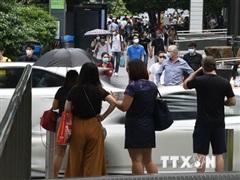 Tín hiệu tích cực của thị trường việc làm tại Singapore