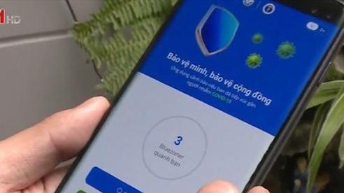 Đã có thể khai báo y tế ngay trên ứng dụng Bluezone